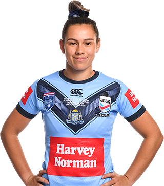 Shanice Parker - Sydney Roosters