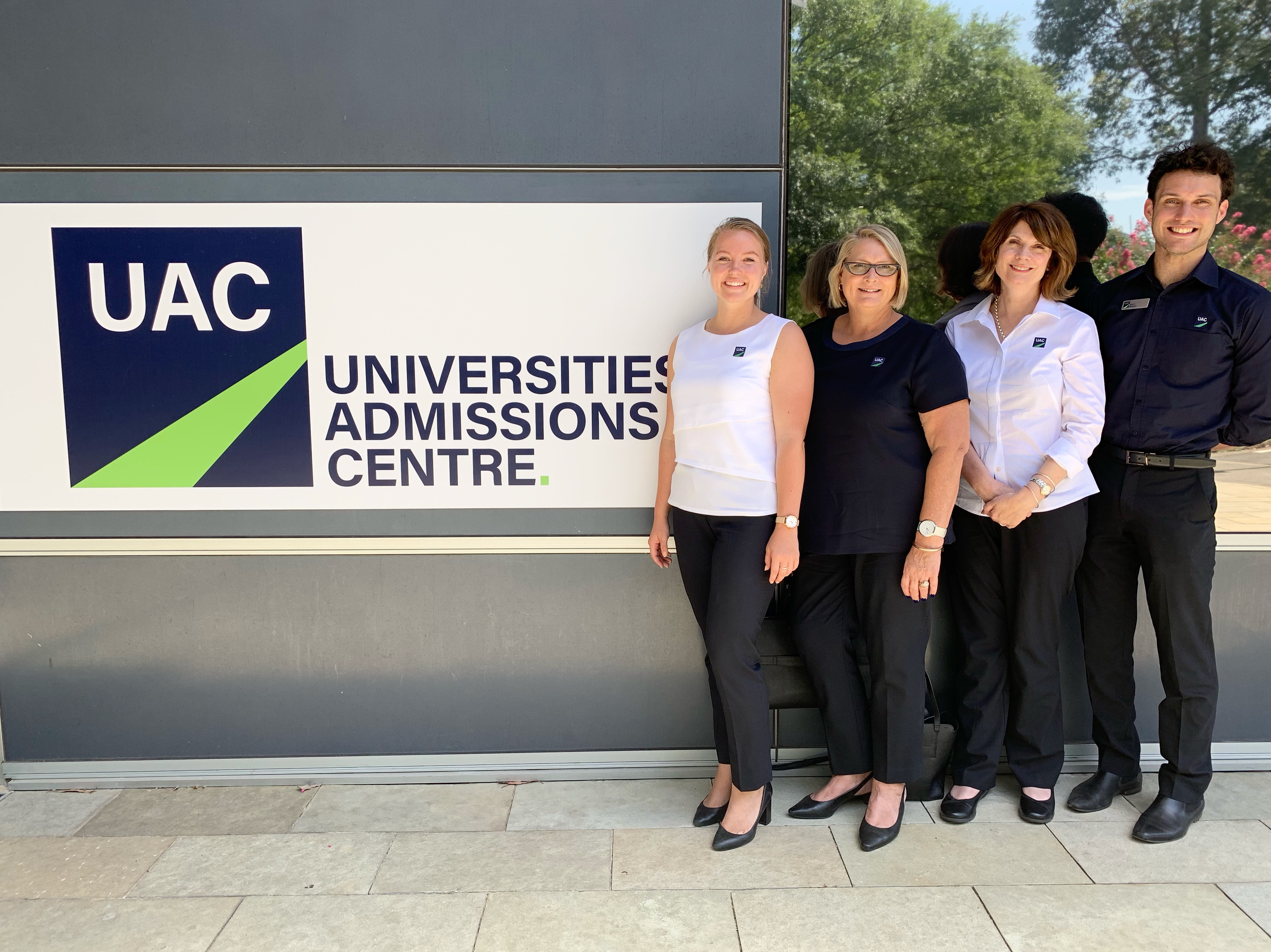 The UAC Community Engagement team